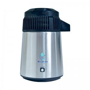 Distilator de apa Megahome inox 304 capac negru
