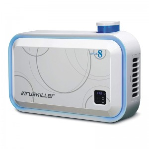 Purificator si sterilizator de aer Radic8 VK Blue