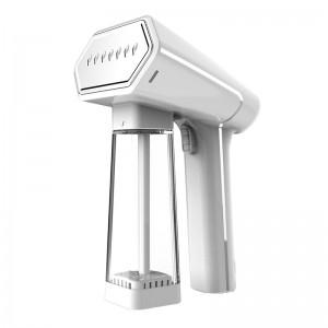 Aparatul de calcat vertical cu aburi SteamOne S-Nomad alb