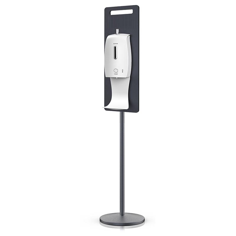 Pachet Svavo Dozator automat spuma 1000 ml + suport antipicurare + suport de podea