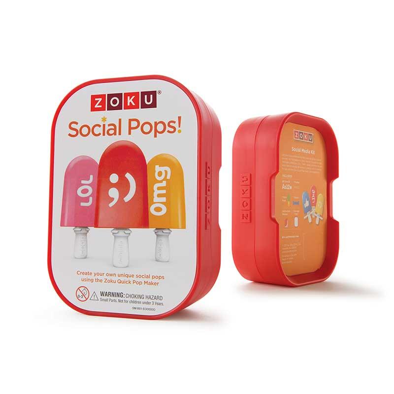 Kit Social Media Zoku ZK112