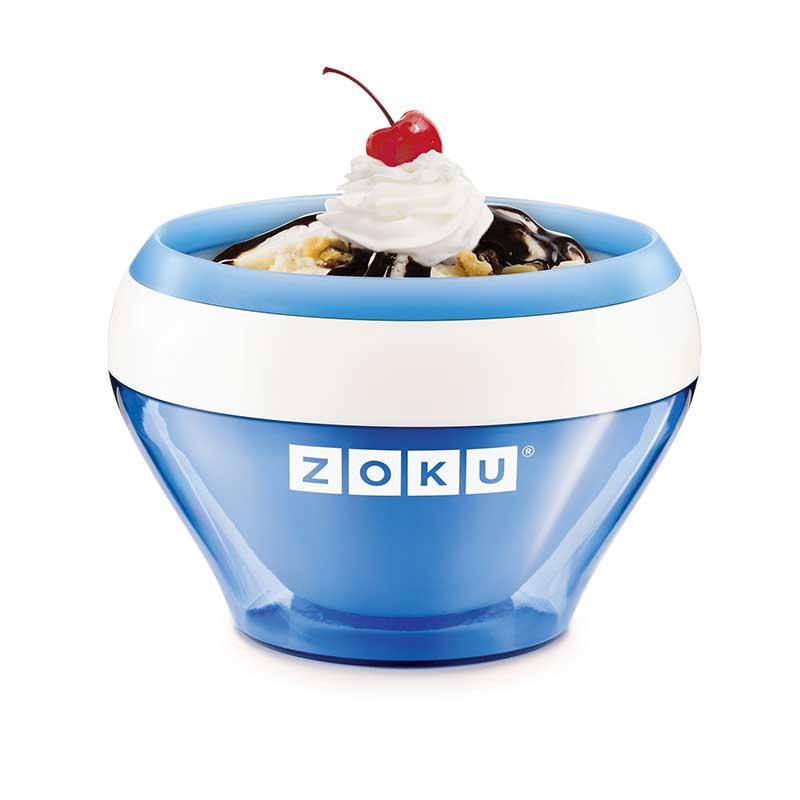Bol preparare inghetata Zoku ZK120 albastru
