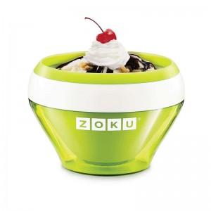 Bol preparare inghetata Zoku ZK120 verde