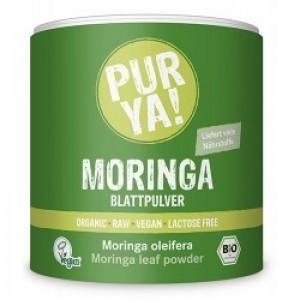 Moringa pudra bio (150 grame), Pur Ya!