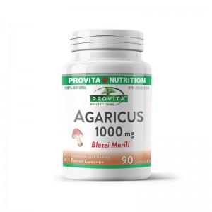 Agaricus Blazei Murill 1000 mg (90 capsule), Provita Nutrition