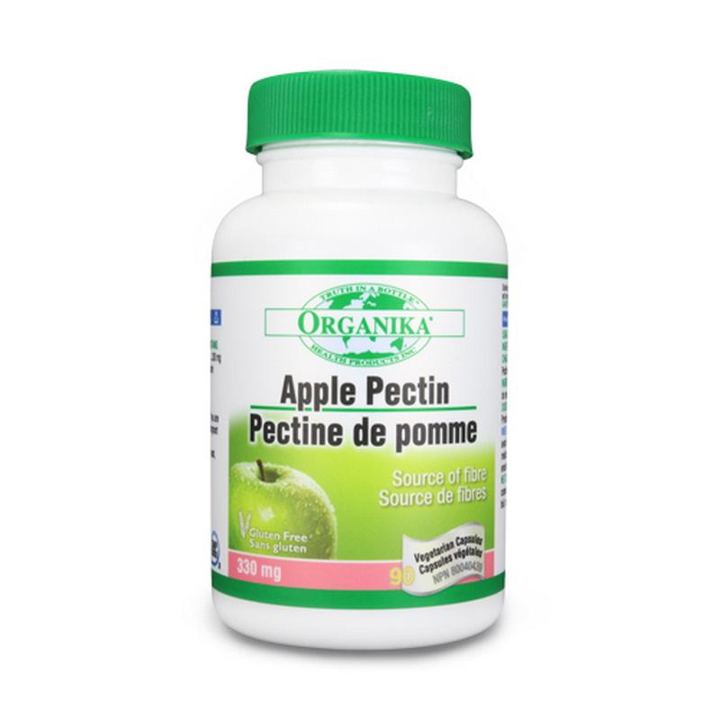 Pectina de mar 330 mg (90 capsule), Organika Canada