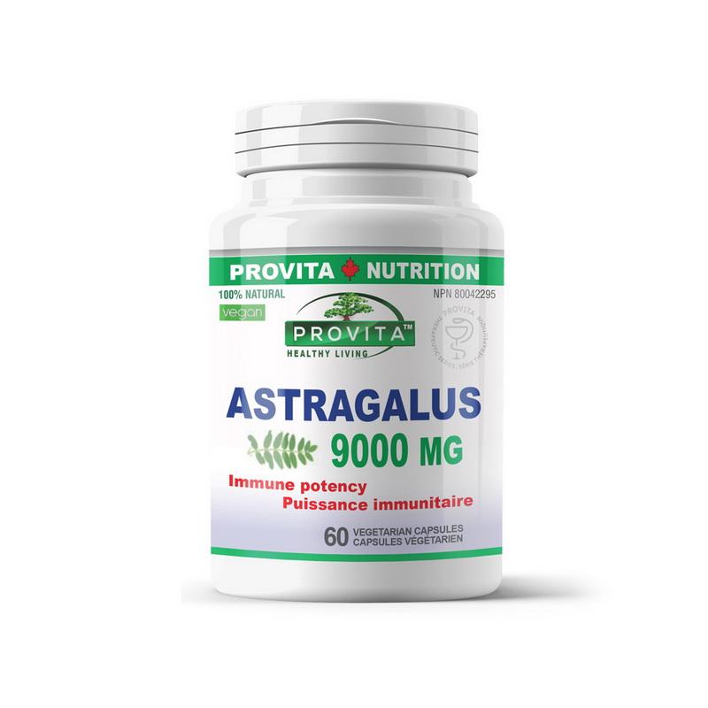 Astragalus 9000 Forte (60 capsule), Provita Nutrition