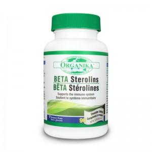 Beta Sterolini Forte (90 tablete), Organika Canada