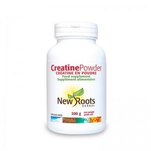 Creatina Monohidrat (200 grame), New Roots