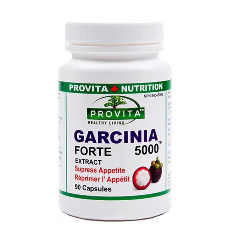Garcinia Forte 5000 (90 capsule), Provita Nutrition