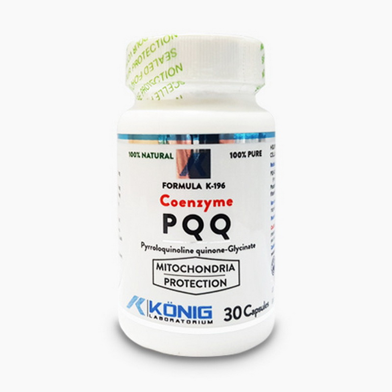 Coenzima PQQ (30 capsule), Konig Laboratorium