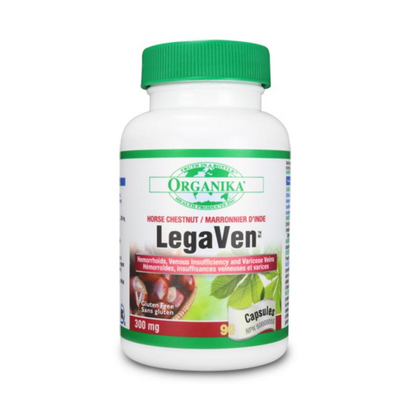Legaven 300 mg (90 capsule), Organika Canada