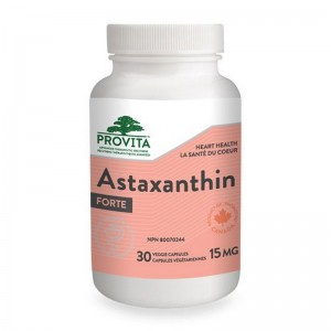 Astaxanthin Forte (30 capsule), Provita Nutrition