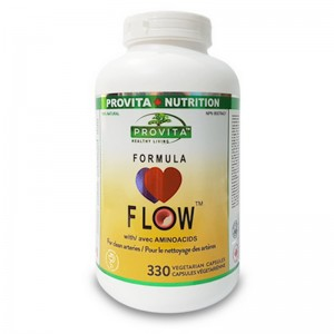 Formula Flow cu aminoacizi (330 capsule), Provita Nutrition