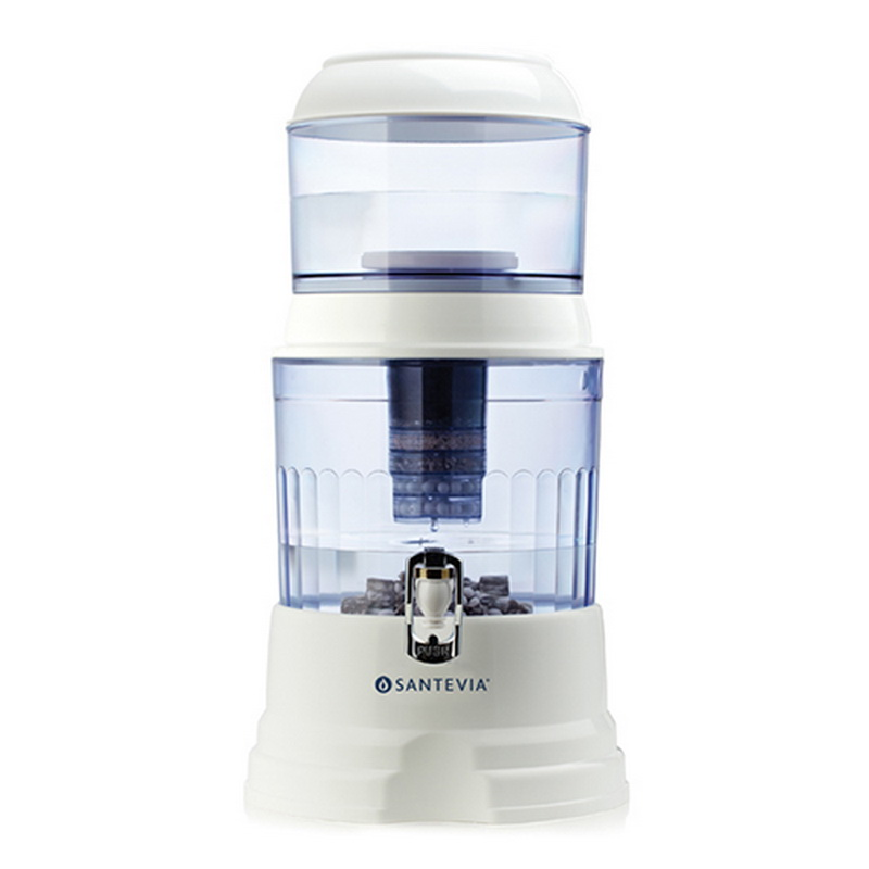 Santevia sistem filtru apa, Santevia