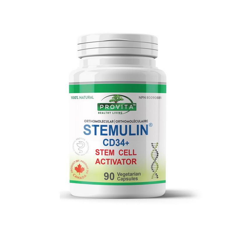 Stemulin CD34+ Activator celule stem (90 capsule), Provita Nutrition