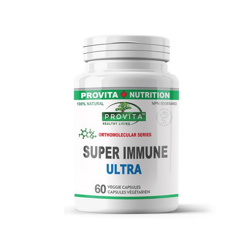 Super Immune Ultra (60 capsule), Provita Nutrition