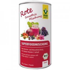 Organic Red Superfood mix bio (220 grame), Raab Vitalfood