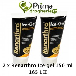 Duo Pack Renarthro Ice Gel ( 2 x 150 ml)