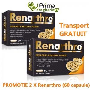 Pachet DUO Renarthro ( 2 x 60 capsule)