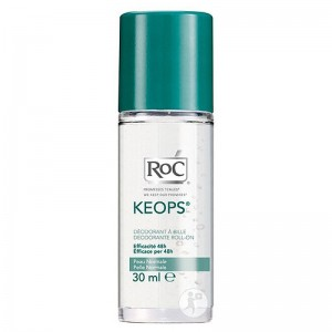 Keops - Deodorant roll-on (30 ml), RoC Cosmetics