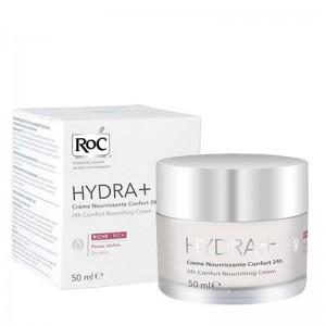 Hydra + Crema Hidratanta Nutritiva (50 ml), RoC Cosmetics