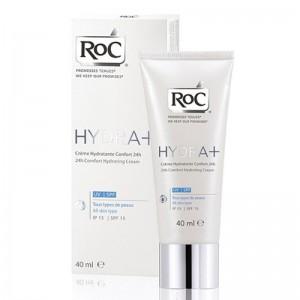 Hydra + Crema Hidratanta Reconfortanta (40 ml), RoC Cosmetics