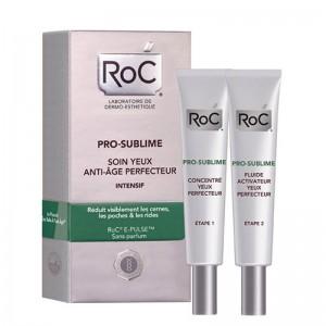 Pro Sublime Tratament corector pentru ochi (2x10 ml), RoC Cosmetics
