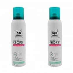 Duo Pack Keops deodorant Spray Dry (150 ml), RoC
