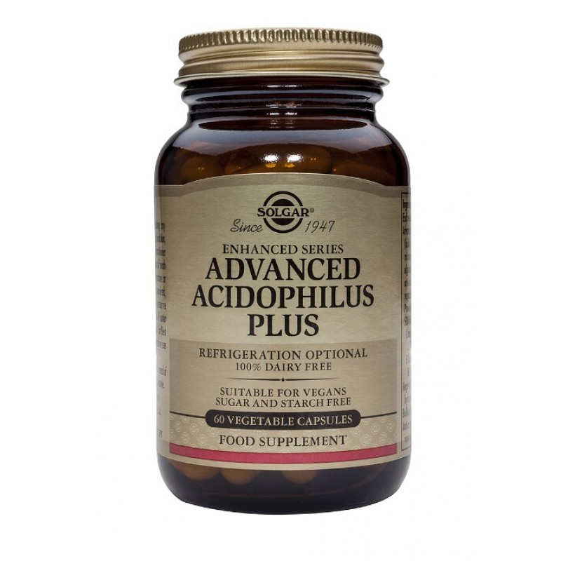 Advanced Acidophilus Plus (60 veg caps)