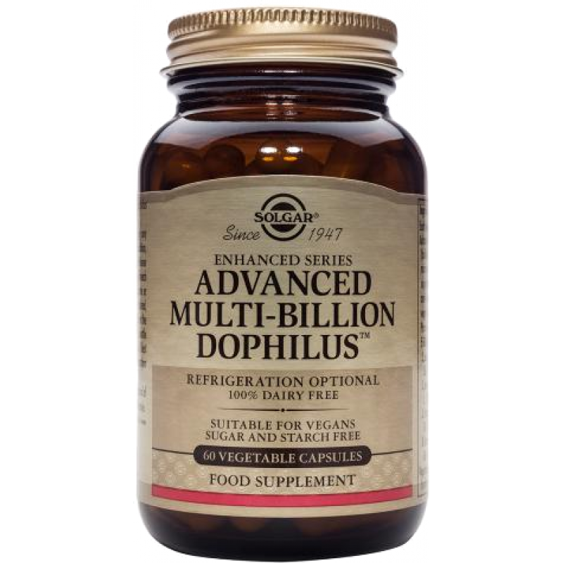 Advanced Multi-billion Dophilus (60 capsule)