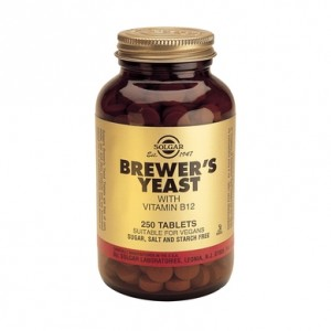 Brewers Yeast 500mg (250 tablete)
