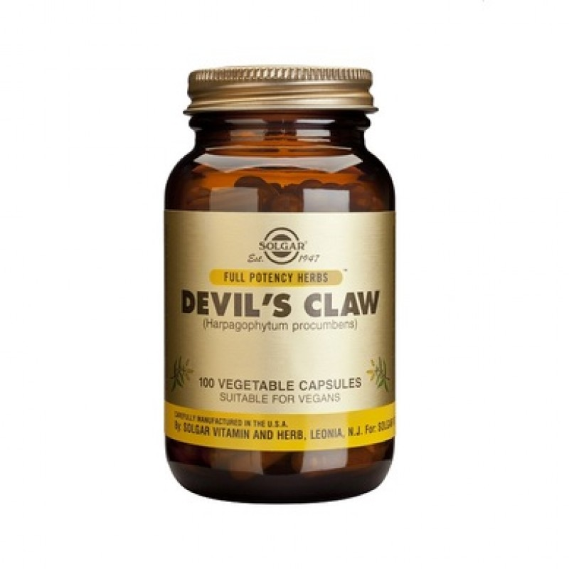 Devils Claw (100 capsule)