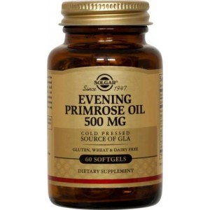 Evening Primrose Oil 500mg (30 softgels)