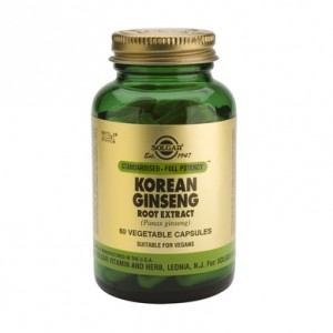 Korean Ginseng Root Extract (60 capsule)