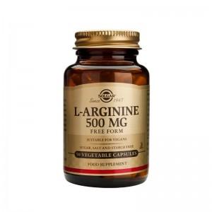 L-Arginine 500mg (50 capsule), Solgar