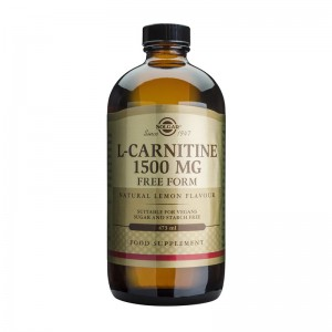 L-Carnitine 1500mg (473ml), Solgar
