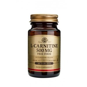 L-Carnitine 500mg (30 tablete)