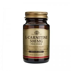 L-Carnitine 500mg tab (30 capsule), Solgar