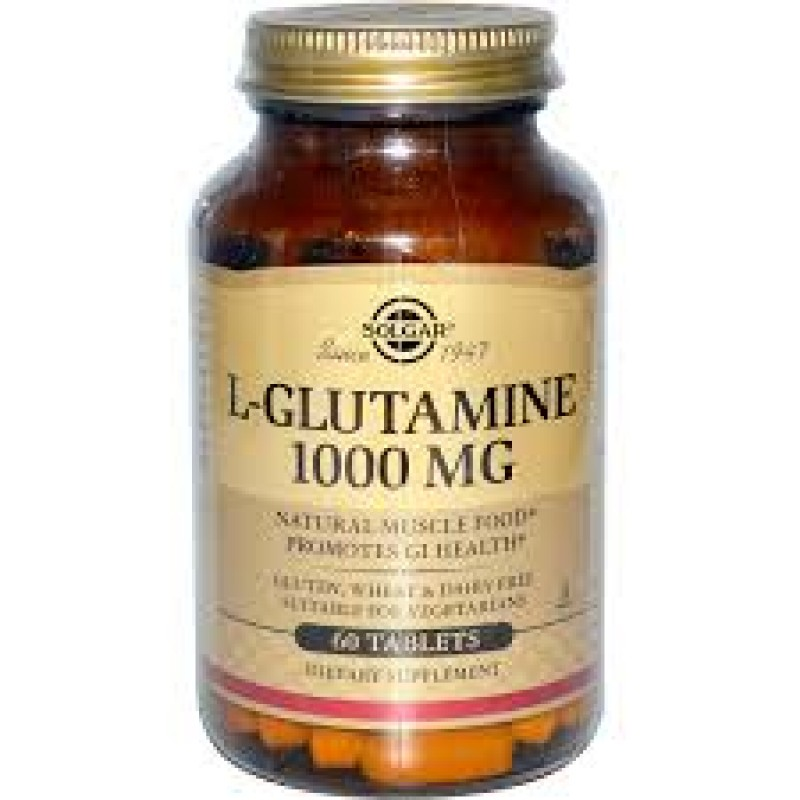 L-Glutamine 1000mg (60 tablete)