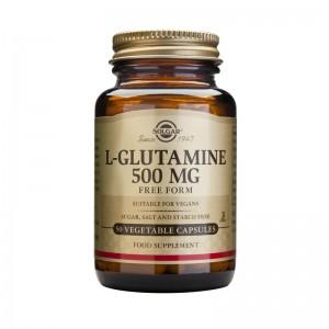 L-Glutamine 500mg (50 capsule), Solgar