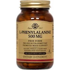 L-Phenylalanine 500mg (50 capsule)