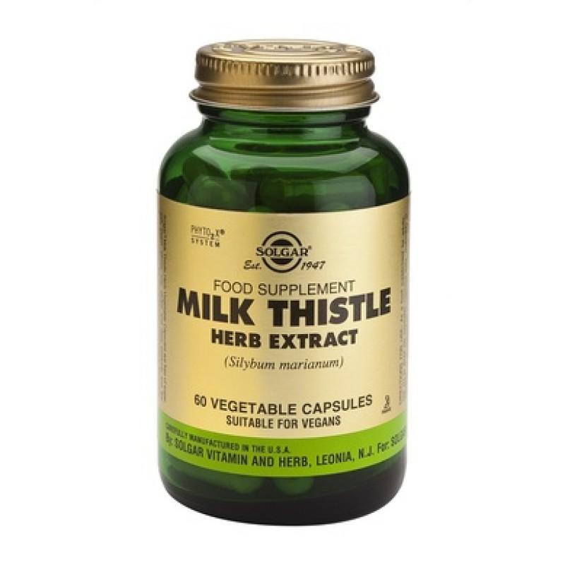 Milk Thistle Herb Extract (60 capsule)