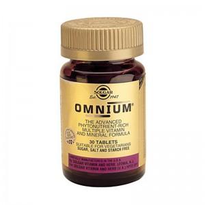 Omnium (30 tablete), Solgar