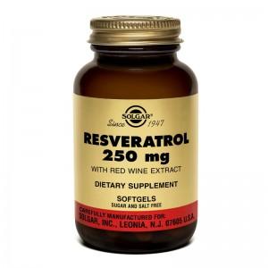 Resveratrol 250mg (30 capsule), Solgar