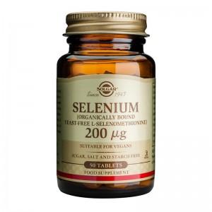 Selenium 200mcg (50 tablete), Solgar
