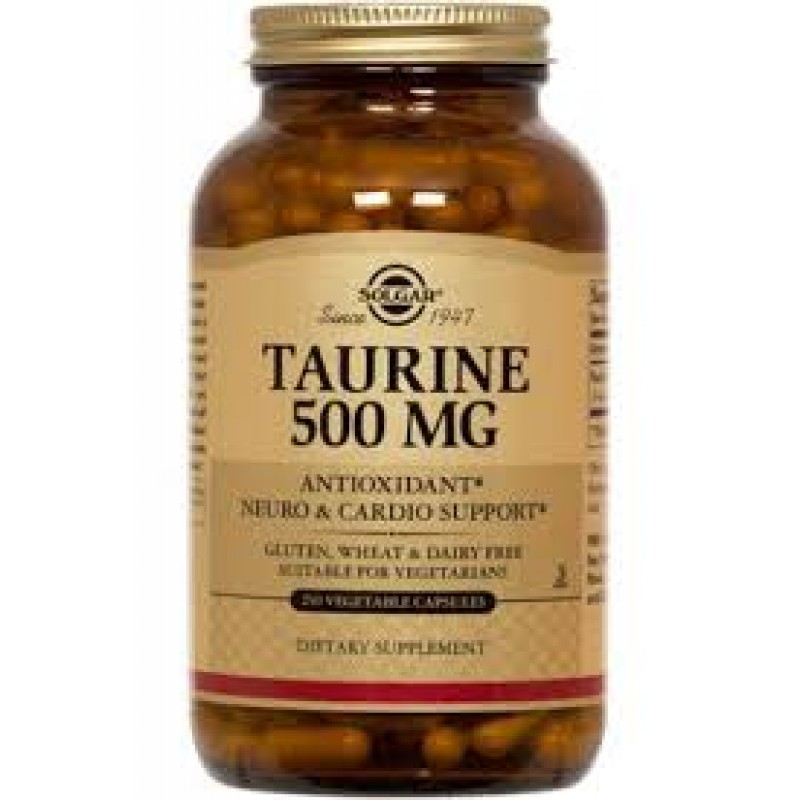Taurine 500mg (50 capsule)