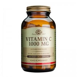 Vitamin C 1000mg (100 capsule), Solgar