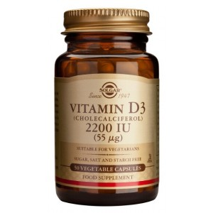 Vitamin D3 2200ui (50 capsule)