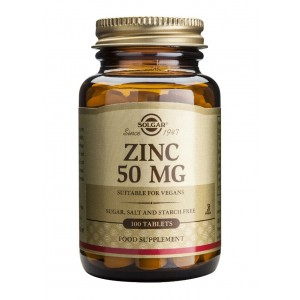 Zinc Gluconate 50mg (100 tablete)